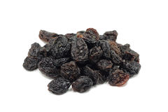 Berries are large brown raisins Royalty Free Stock Image