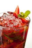 Berries Mojito Royalty Free Stock Photo