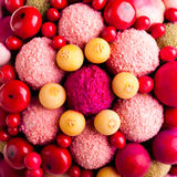 Berries ornament Royalty Free Stock Photography