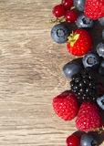 Berries royalty free stock photos