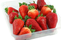 Berries of strawberry Royalty Free Stock Images