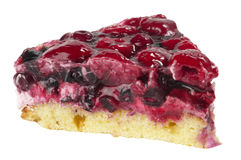 Berries tart Royalty Free Stock Photos