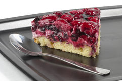 Berries tart Stock Photography