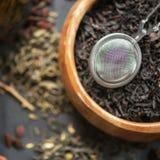 Berries  tea Royalty Free Stock Photography