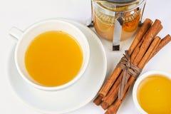Berries  tea Royalty Free Stock Images