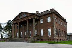 Berrington霍尔, Herefordshire,英国 免版税库存图片