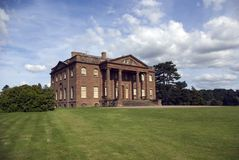 Berrington Hall Royalty Free Stock Photography