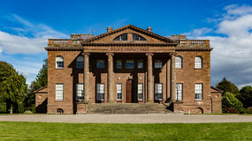 Berrington Hall Royaltyfri Foto