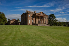 Berrington Hall Royaltyfria Bilder