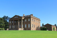 Berrington Hall. Country House in Herefordshire, England Stock Photos