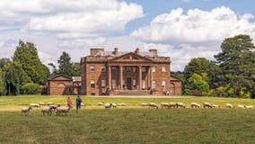 Berrington Hall, Herefordshire, England Stockfotos