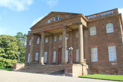 Berrington Hall West Front Royalty Free Stock Image