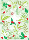 Berry backgrounds Stock Images