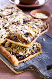Berry bars Stock Images