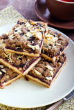 Berry bars Stock Image