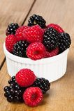 Berry Bowl Stock Images