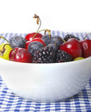 Berry Bowl Stock Image