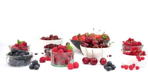 Berry buffet Stock Photo