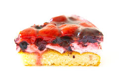Berry cake Royalty Free Stock Photography