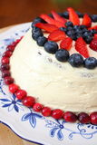 Berry Cake Royalty Free Stock Photo