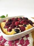 Berry cake Royalty Free Stock Image