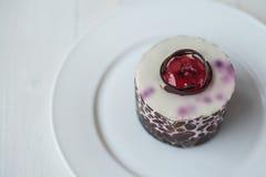 Berry cake Royalty Free Stock Photo