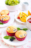 Berry cakes Royalty Free Stock Photos
