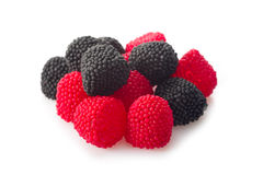Berry candy Stock Image