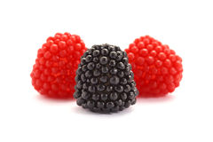 Berry candy Stock Photography