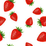 Berry cartoon vector fruit Royalty Free Stock Photography