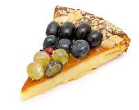 Berry Cheese Cake Stock Photo