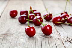 Berry cherry Stock Image