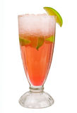 Berry citrus cocktail Royalty Free Stock Photos