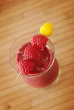 Berry daiquiri Royalty Free Stock Photos