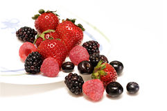 Berry Delicious Royalty Free Stock Photo