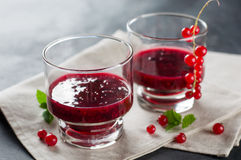 Berry dessert Stock Images