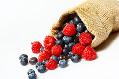 Berry fruits Royalty Free Stock Image