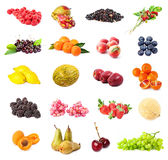 Berry and fruits Royalty Free Stock Image