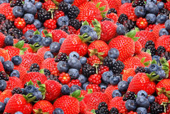 Berry Fruits Royalty Free Stock Photo