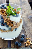 Berry Granola Breakfast Stock Images