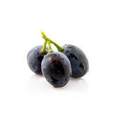 Berry grape. On white background Stock Photography