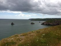 Berry Head, Brixham, Devon Fotografia de Stock