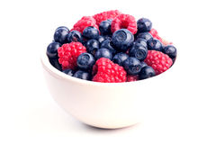 Berry In Basin Royalty Free Stock Images