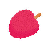 Berry Isolated On White Background élégant illustration de vecteur