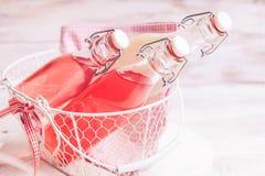 Berry lemonade Stock Photo