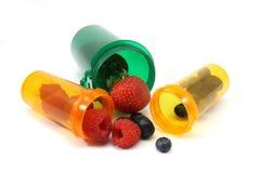 Berry Medicine Stock Image