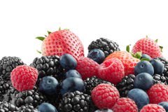 Berry mix Stock Images