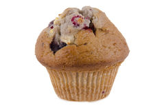 Berry muffin Royalty Free Stock Photos