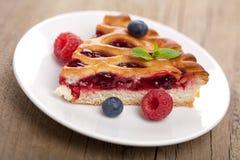 Berry pie Royalty Free Stock Image