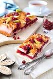 Berry Pie royalty-vrije stock fotografie